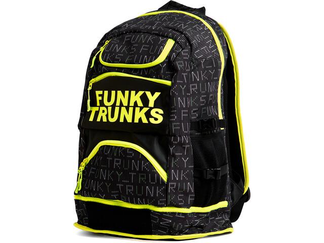 Funky Trunks Elite Squad Zaino da nuoto Uomo nero
